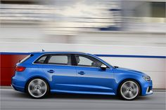This is how the Audi RS 3 Facelift comes - All About Automotive
