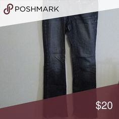 Dark was jeans Boot cut jeans refuge Jeans Boot Cut
