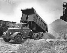 vintage dump trucks - #antiquetruck #antiquedumptruck #dumptruck #vintagedumptruck Big Rig Trucks, Dump Trucks, Old Trucks, Pickup Trucks, Antique Trucks, Vintage Trucks, Equipment Trailers, Old Lorries, Freightliner Trucks
