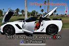 2015 Chevrolet Corvette Z06 2LZ W/Z07 15 Chevrolet Corvette Z06  W/Z07 LT4 2LZ Manual HUD BOSE 650HP GTR M5 VIPER SLS