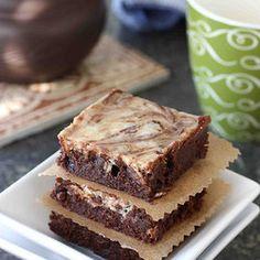 Irish Cream Cheesecake Fudge Brownie