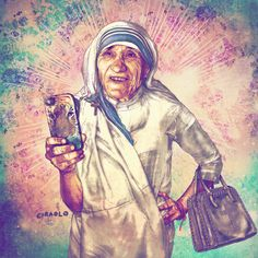 http://gottwins.ch/oldschool-heroes-newschool-style-fab-ciraolo/    Fab Ciraolo gebührt einfach ein kleines Shout.out!    Der in Santiago, Chile lebende Künstler arbeitet vor allem an Illustrationen und Portraits, unter dem Motto:    OLDSCHOOL HEROES NEWSCHOOL STYLE    Er verpasst folglich Berühmtheiten einen modern Rockigen Touch! Unbedingt seine Seite fabianciraolo.blogspot.de  besuchen!