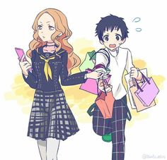 Ai and Mishima