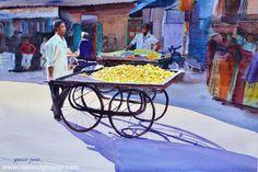 Ramesh Jhawar Paintings - Google Search