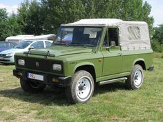 ARO Auto Romania produced these vehicles for military and civilian customers in Romania, Cars And Motorcycles, Mammals, Techno, 4x4, Automobile, Nostalgia, Military, Vehicles