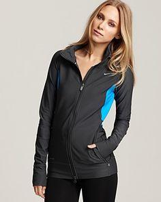"Nike ""On the Run"" jacket"