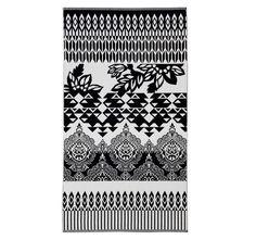 kas-russo-bath-towel-black Black Bath, Bath Towels, Curtains, Shower, Abstract, Artwork, Prints, Lust, Bathrooms