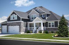 Home Exterior Idea Gallery | EDGE Homes