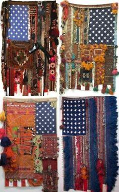 Bohemian flags