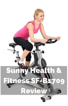 A full and unbiased Sunny Health & Fitness SF-B1709 Review Best Cycle, Indoor Cycling Bike, Spin Bikes, Belt Drive, Bike Reviews, Spinning, Sunnies, Health Fitness, Exercise
