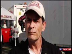 Charlie Sheen Visits Tuscaloosa's Tornado Damage - YouTube