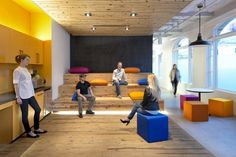 Unnamed Company Office by Gensler - Office Snapshots