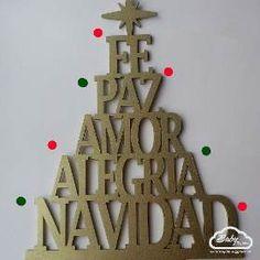 Pie De Arbol Navideño - Bs. 300.000,00