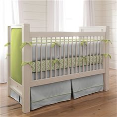 Pinehurst Convertible Crib Tea Stain Babi Italia