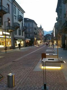 via della stazione Street View, Italia, Places
