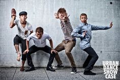 The sickest dancers from Japan. S**t Kingz!