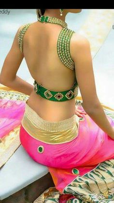 Beads and backless