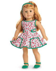 Maryellen's Strawberry Outfit