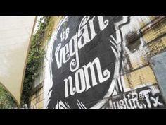 #bigreviewtv Liked on YouTube: Vegan Nom all vegan taco truck somewhere in Austin