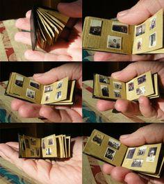Miniature Family Album