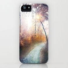 enchanted Forest iPhone & iPod Case by Viviana González - $35.00