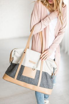 Fallon Weekender Bag