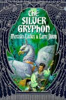 The silver gryphon / Mercedes Lackey & Larry Dixon. The gryphon Tad and his human companion Blade are sent to occupy a remote guard post, but on the way there Tad's magic is drained, leaving them stranded in hostile territory facing creatures that can absorb magic. F/LAC