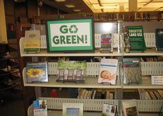 Tips for making better book displays: the concept doesn't matter if it is executed poorly