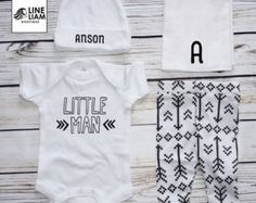 baby boy outfits – Etsy
