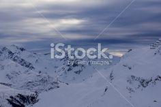 Edit Image #85928463: Arlberg massive in the Tyrolean highlands - iStock