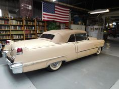1956 Cadillac Series Sixty-Two convertible