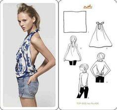 Image - DIY vêtement. - Skyrock.com