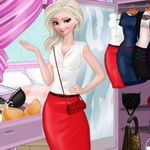 Baby Elsa Birthday Party - Free Mobile Game Online - yiv.com Free Mobile Games, Elsa Birthday Party, First Day Of Work, Office Ladies, Aurora Sleeping Beauty, Dress Up, Disney Princess, Lady, Places