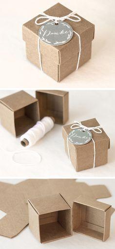 Gastgeschenke zur Hochzeit selbst machen DIY Anleitung unter www