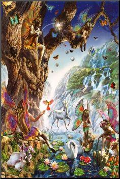 Feenwasserfall ...fairy waterfall