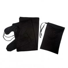 4 Pc. Travel Set- CASHMERE... first class style 50%off