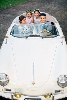 A decadent vintage wedding inspiration shoot on Maui at a Hawaiian plantation house and estate   Chris J. Evans Photography: http://www.cjevansphotography.com