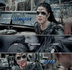 The 100 Grounders, The 100 Poster, Marie Avgeropoulos, The 100 Clexa, The 100 Show, Nerd Love, Fictional World, Bellarke, The Hundreds
