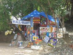 Walmart in the Dominican Republic haha priceless!  How nice would it be for my husband and I to be far away from civilization