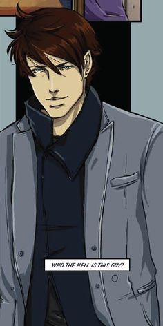 Adrian from Vampire Academy Series, Frostbite Graphic novel