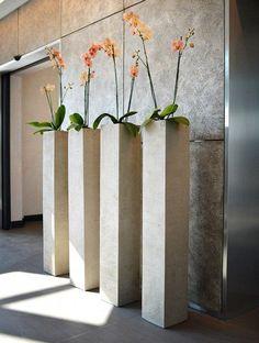 Dekorieren mit Beton! Sehen Sie hier 14 clevere Arten Beton als Dekoration zu verwenden! - DIY Bastelideen
