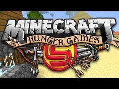 Minecraft: RUNAWAY! (Hunger Games)