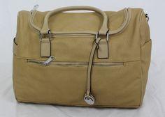 Damen Tasche Weekender Handtasche Reisetasche Sporttasche Beige Cognac Blau | eBay