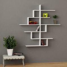 Le migliori 20 immagini su Libreria a muro | Bookshelf ideas ...