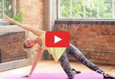 Strengthen every muscle with this series of small movements.  http://greatist.com/move/barre-meets-pilates-workout