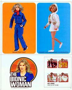 Six Million Dollar Man and Bionic Woman Toy Catalogue - Retronaut