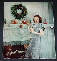 Home for the holidays with Lucy  Lucille Ball in the 1930's