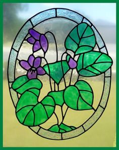 Faux leadight window clings/decals, created by myself. Stained Glass Flowers, Stained Glass Crafts, Faux Stained Glass, Stained Glass Designs, Stained Glass Panels, Stained Glass Patterns, Leaded Glass, Mosaic Art, Mosaic Glass