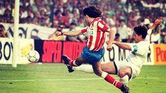 (1) Atlético de Madrid