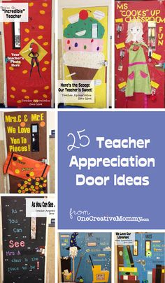 25-Teacher-Appreciation-Door-Ideas-from-OneCreativeMommy.jpg 450×774 pixels